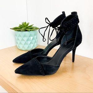 KENDALL & KYLIE Tie Up Ankle Heels